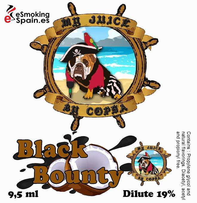 Flavour Aroma My Juice By Copsa Black Bounty (nº9)