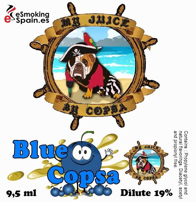 Flavour Aroma My Juice By Copsa Blue Copsa (nº13)