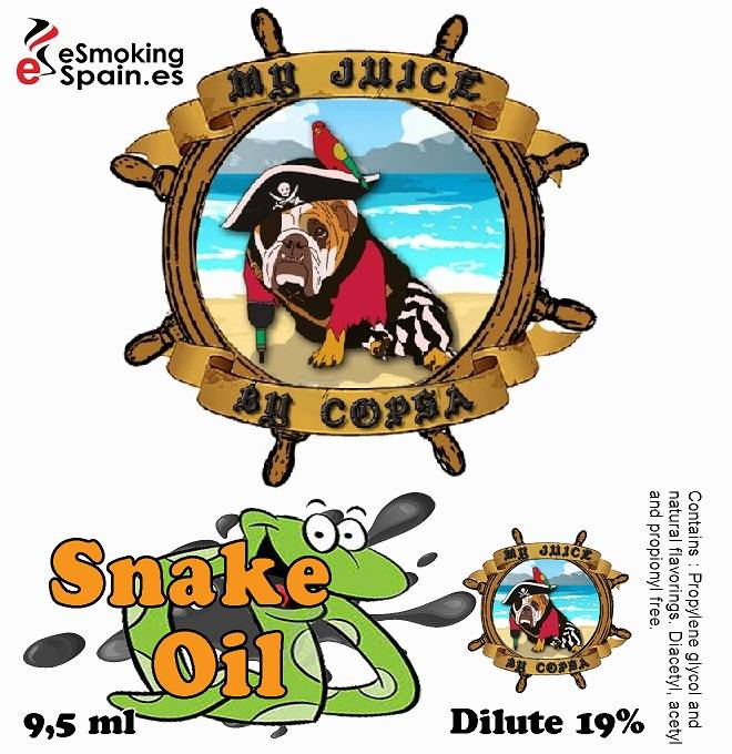 Flavour Aroma My Juice By Copsa Snake Oil (nº43)