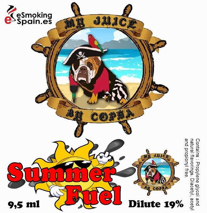 Aroma My Juice By Copsa Summer Fuel (nº49)