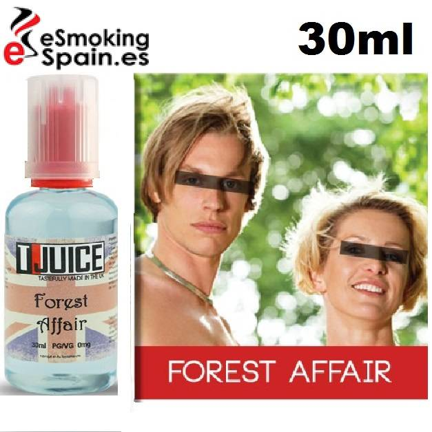 Aroma T-Juice 30ml Fores Affair