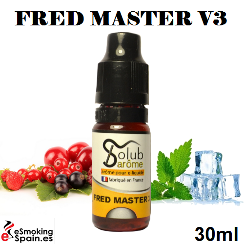 Aroma SolubArome 30ml FRed Master 3 (024)