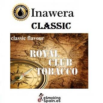 Aroma Inawera Classic ROYAL CLUB TOBACCO 10ml (nº31)