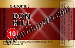 Inawera e-aroma Tobacco Don Hill 10ml (nº13)