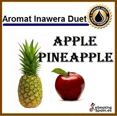 Inawera Aroma Duets Apple Pineapple 10ml (nº3)