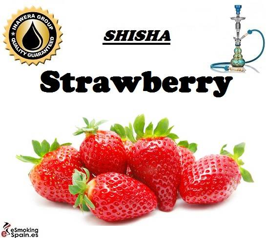 Aroma Inawera Shisha Strawberry 10ml (nº1)