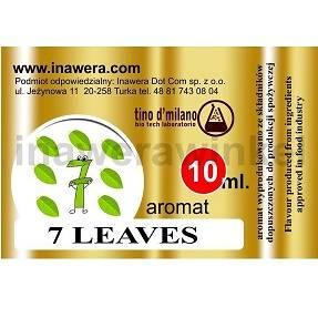 Inawera tino d\'milano e-aromat 7 LEAVES 10ml (nº2)