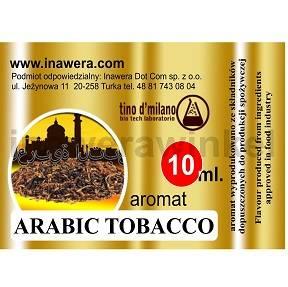 Inawera tino d\'milano e-aromat ARABIC TOBACCO 10ml (nº5)