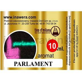 Inawera tinto d'milano e-aromat PARLAMENT type 10ml