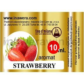 Inawera tinto d'milano e-aromat STRAWBERRY 10ml
