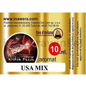 Inawera tinto d'milano e-aromat USA MIX 10ml