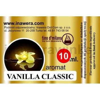 Inawera tino d\'milano e-aromat VANILLA CLASSIC 10ml (nº27)