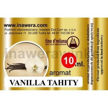 Inawera tino d\'milano e-aromat VANILLA TAHITY 10ml (nº28)