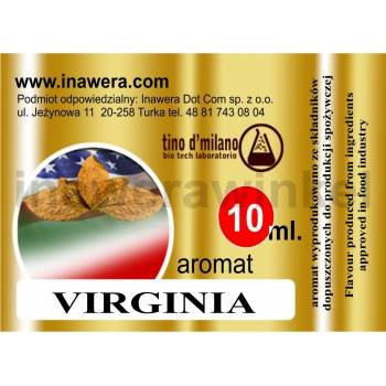 Inawera tinto d'milano e-aromat VIRGINIA 10ml