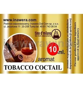 Inawera tino d\'milano e-aromat TOBACCO COCTAIL 10ml (nº37)