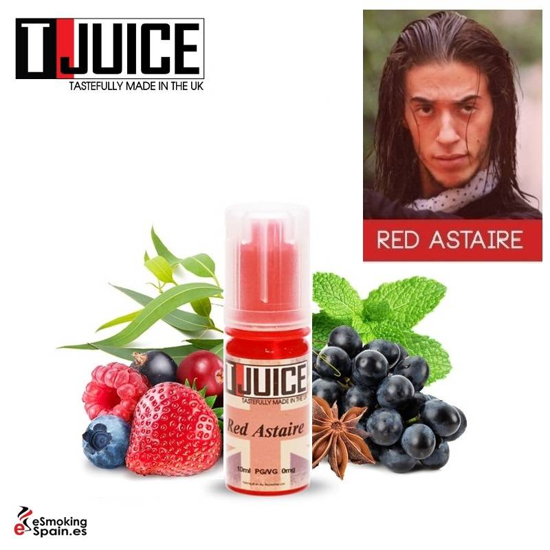 Aroma T-Juice 10ml Red Astaire