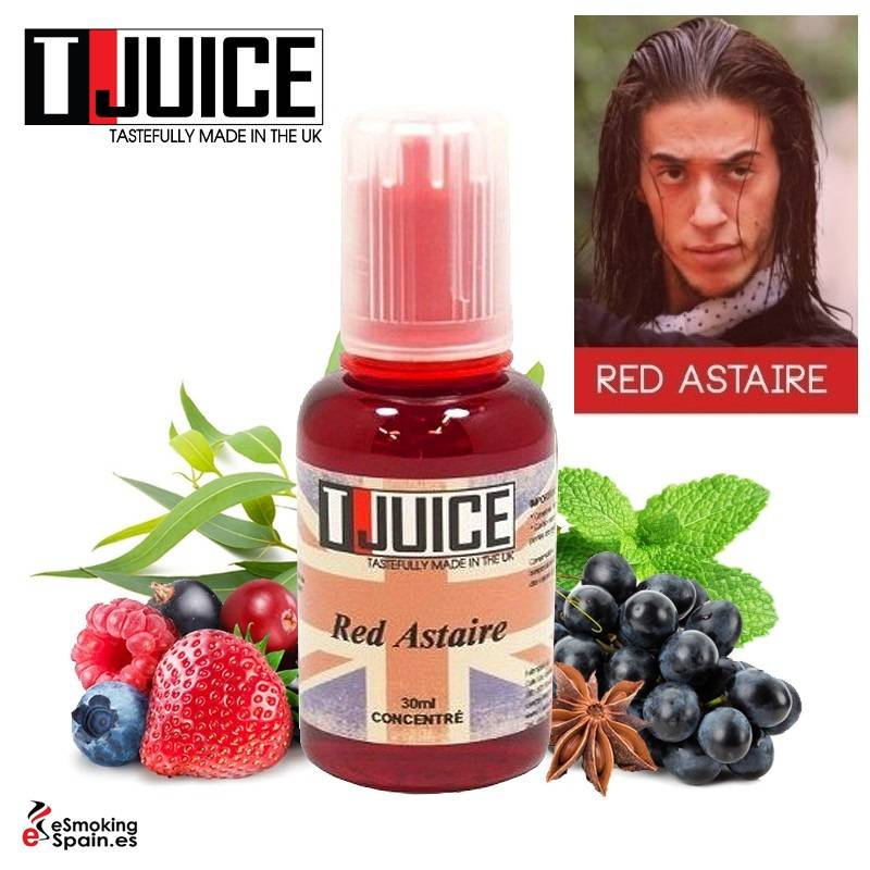 Aroma T-Juice 30ml Red Astaire