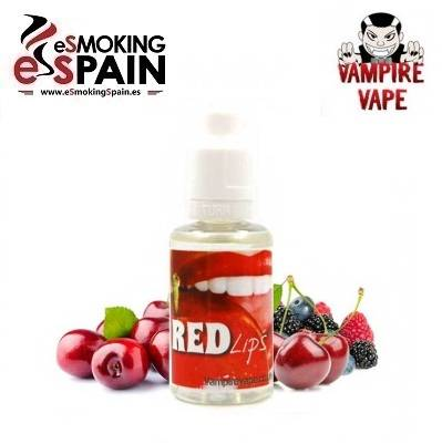 Aroma Vampire Vape Cool Red Lips 30ml (nº38)