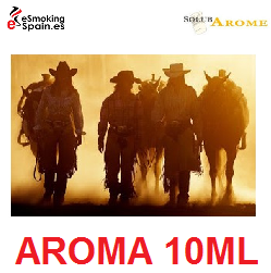 Aroma SolubArome 10ml Tabac Blond American (061)