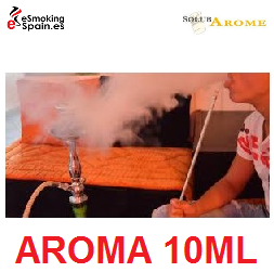 Aroma SolubArome 10ml Tabac Chicha Apple (057)