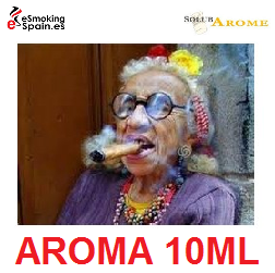 Aroma SolubArome 10ml Tabac Grand Mere (072)
