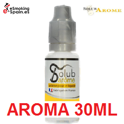 Aroma SolubArome 30ml Pepper Mint Cream (039)