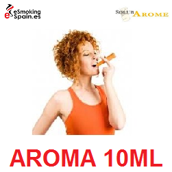 Aroma SolubArome 10ml Tabac Biscuit Cacahuete (051)