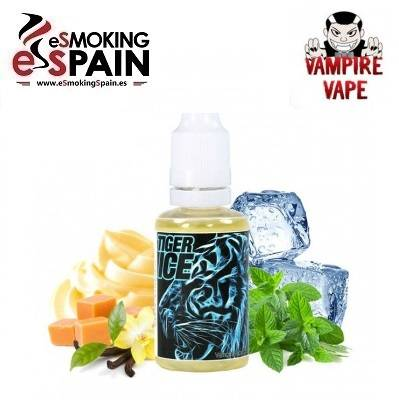 Vampire Vape Tiger Ice 30ml (nº50)
