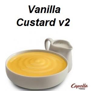 Aroma Capella Vanilla Custard v2 10ml (nº38)