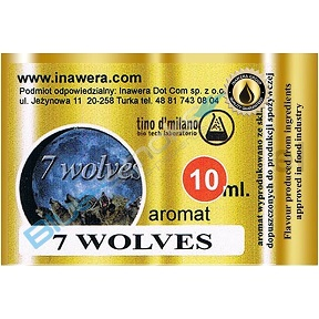 Inawera tinto d'milano e-aromat 7 WOLVES 10ml