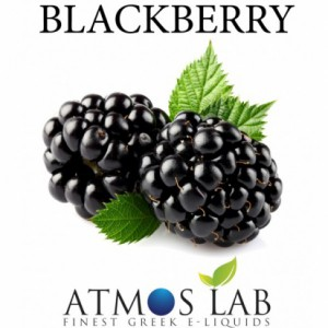 ATMOS LAB Blackberry flavour 10ml (nº37)