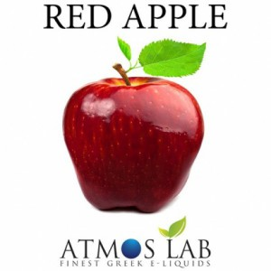 ATMOS LAB Red Apple flavour 10ml (nº30)