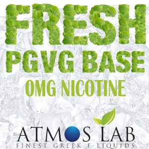 Atmos Lab Base FRESH PGVG 0mg 100ml