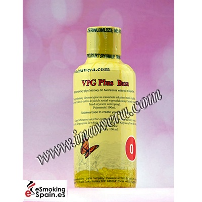 Inawera VPG Plus Base 0mg/100ml