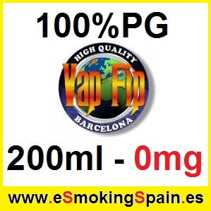 200ml Base Vap Fip 100% PG 0mg