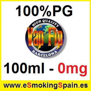 100ml Base Vap Fip 100% PG 0mg