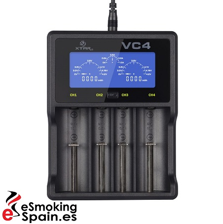 Battery Charger XTAR VC4