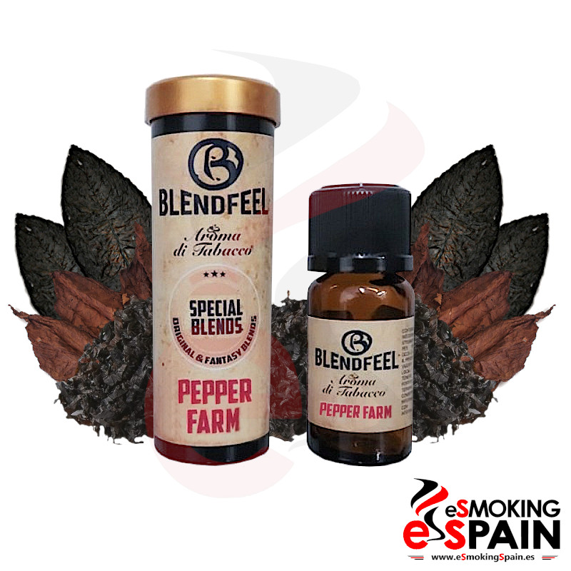 Blendfeel Special Blends Pepper Farm Aroma Orgánico 10ml