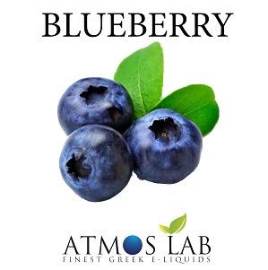ATMOS LAB Blueberry flavour 10ml (nº20)