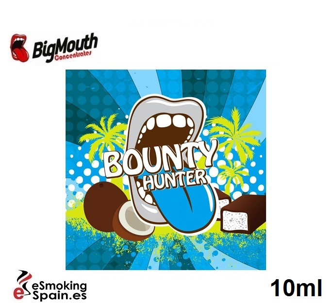 Aroma Big Mouth BOUNTY HUNTER 10ml