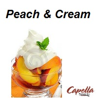Aroma Capella Peaches and Cream 10ml (nº11)