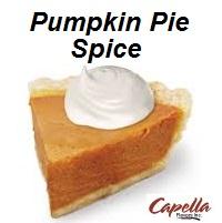 Aroma Capella Pumpkin Pie (Spice) 10ml (nº25)