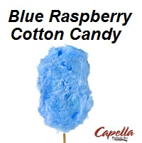 Aroma Capella Blue Raspberry Cotton Candy 10ml (nº23)