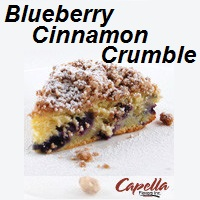Aroma Capella Blueberry Cinnamon Crumble 10ml (nº19)