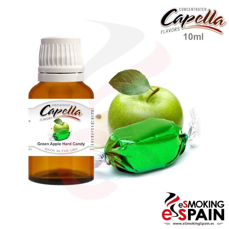 Aroma Capella Green Apple Hard Candy 10ml (nº157)