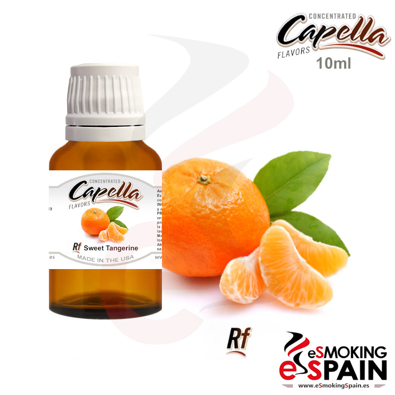 Aroma Capella RF Sweet Tangerine 10ml (nº154)
