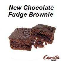 Aroma Capella New Chocolate Fudge Brownie 10ml (nº42)