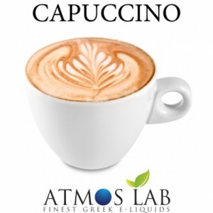 ATMOS LAB Capuccino flavour 10ml (nº70)