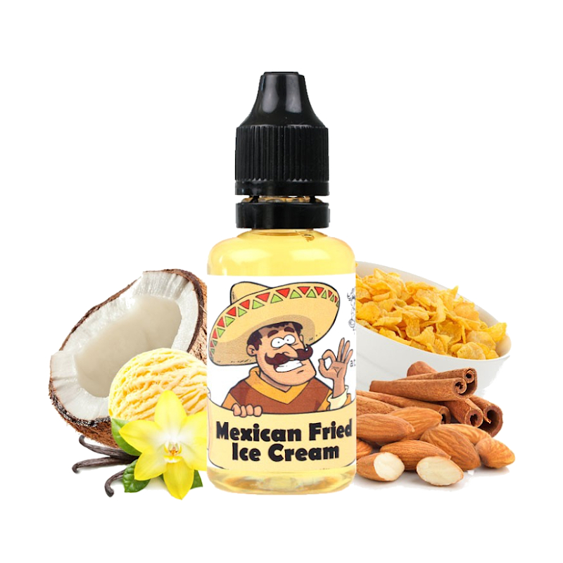 Aroma Chefs Flavours Mexican Fried Ice Cream 30ml (CV22)