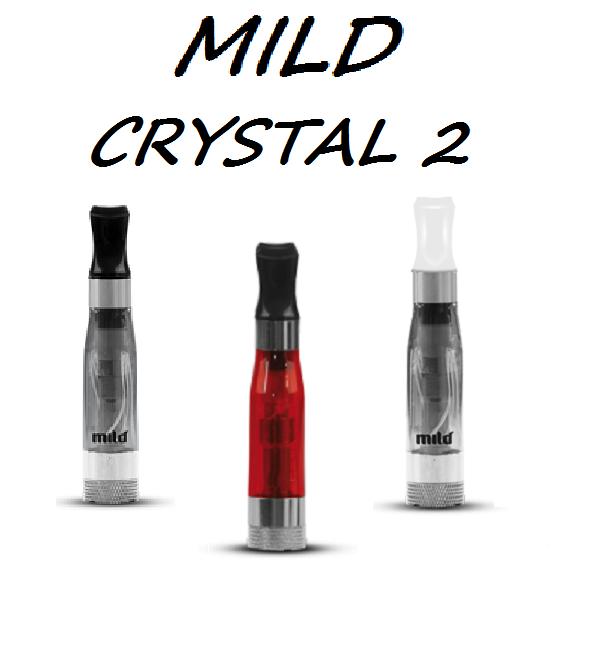 Clearomizador Mild Crystal2